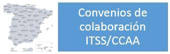 Convenios de colaboración ITSS/CCAA