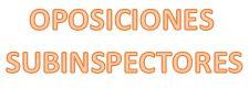 Procesos selectivos ingreso Cuerpos de Inspección